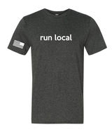 thumb HEATHER DARK GREY RUN LOCAL VIRTUAL