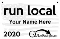 RUN LOCAL BIB
