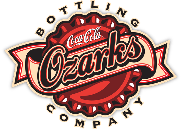 Ozarks Coca Cola Full Color Logo