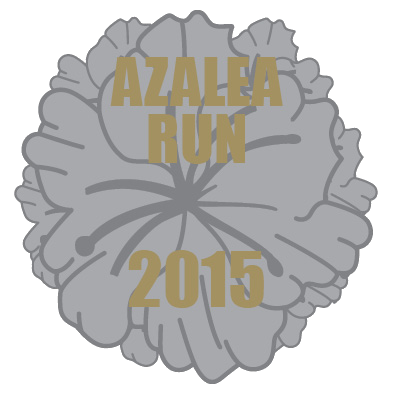 2015 Azalea Finishers Medal