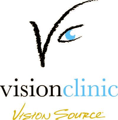 Vision Clinic Vector Logo