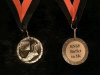 Buffet Medal