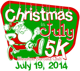 Christmas July Logo