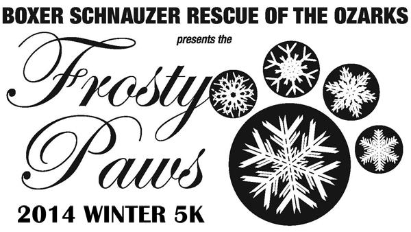 Frosty Paws Logo
