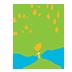 orchard crest logo color no scripture