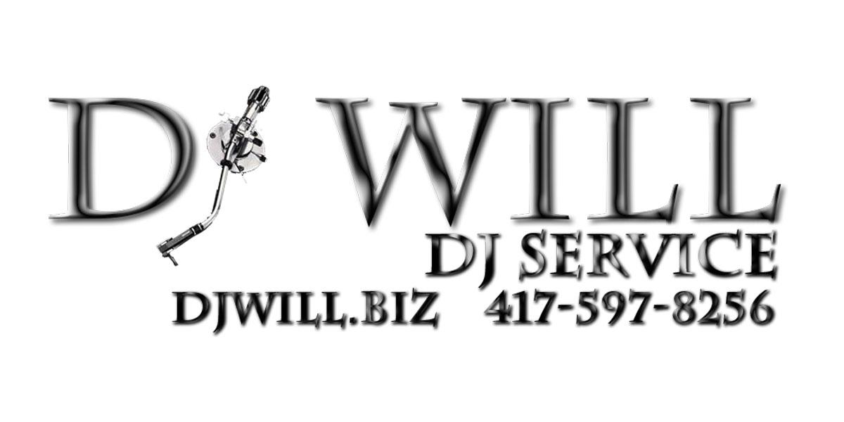dj will Logo 1
