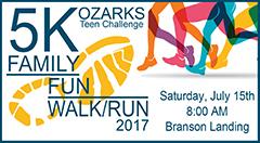 Ozark Teen Logo