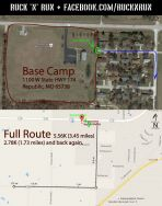 Base Camp & Route