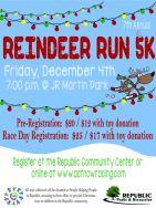 Reindeer Run_Poster