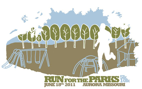 RunfortheParks logo