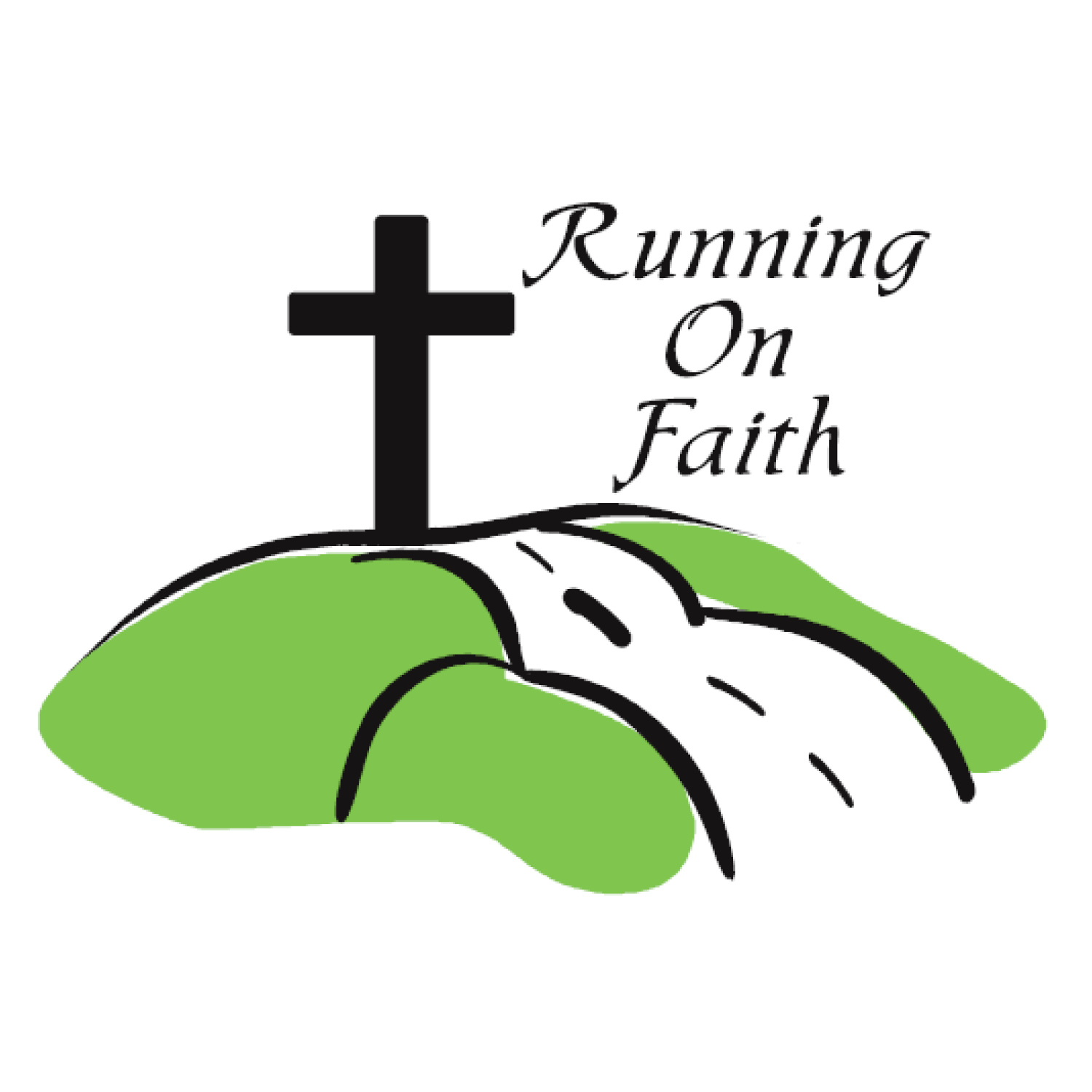 Running of Faith Logo