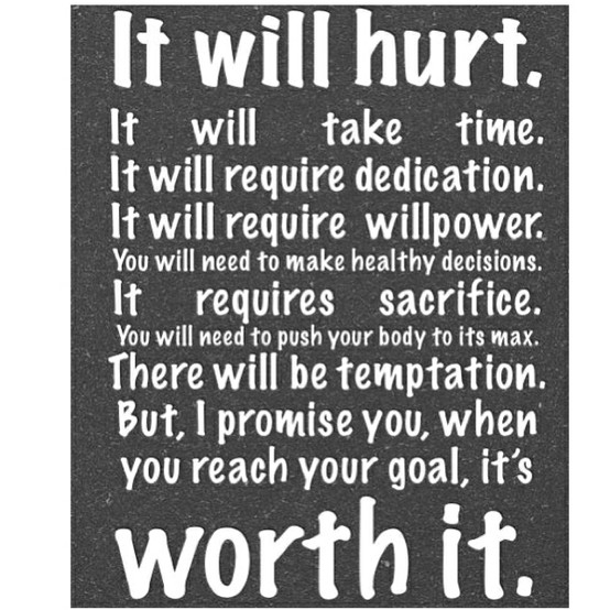 It will Hurt