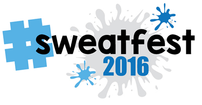 Sweatfest logo