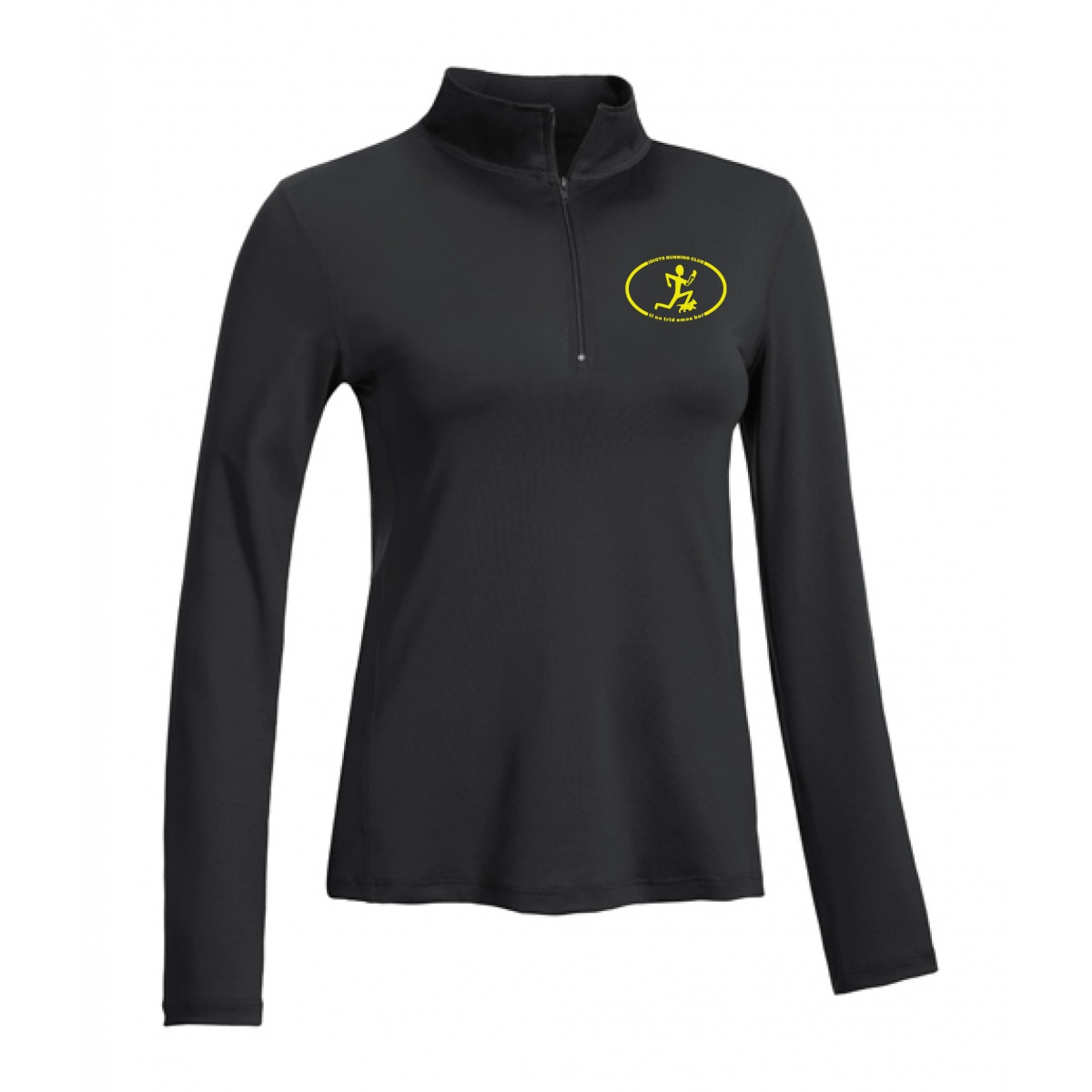 Womens 1/4 Zip Pullover CLEARANCE